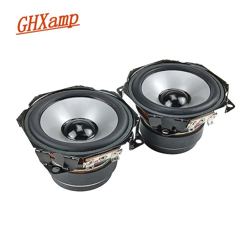 GHXAMP-Altavoces de gama completa de 3 pulgadas, 8Ohm, 20W, PP, lavabo, borde...