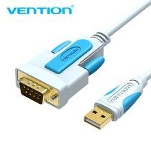 Adaptateur de câble USB vers RS232 COM Port série PDA 9 DB9 broches prolifique pl2303 pour Windows 7 8.1 XP Mac OS USB RS232 COM