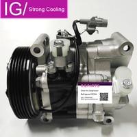 Air Conditioner Compressor For Suzuki SX4 AC Compressor V08A0AA4AJ 9520080JA2 16-1625 95200-80JA2 V08A0AB4AJ 95201-80JA0