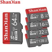 ShanDian Original Smart SD Card 64GB Class 10 Memory Card SmartSD 8GB 16GB 32GB TF Card SmartSDHC/SD