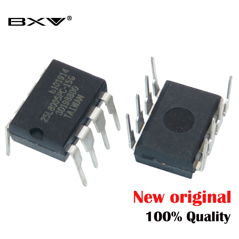 (10 piezas) MX25L8005PC-15G DIP-8 MX25L8005PC DIP8 25L8005PC-15G DIP MX25L8005PC-15