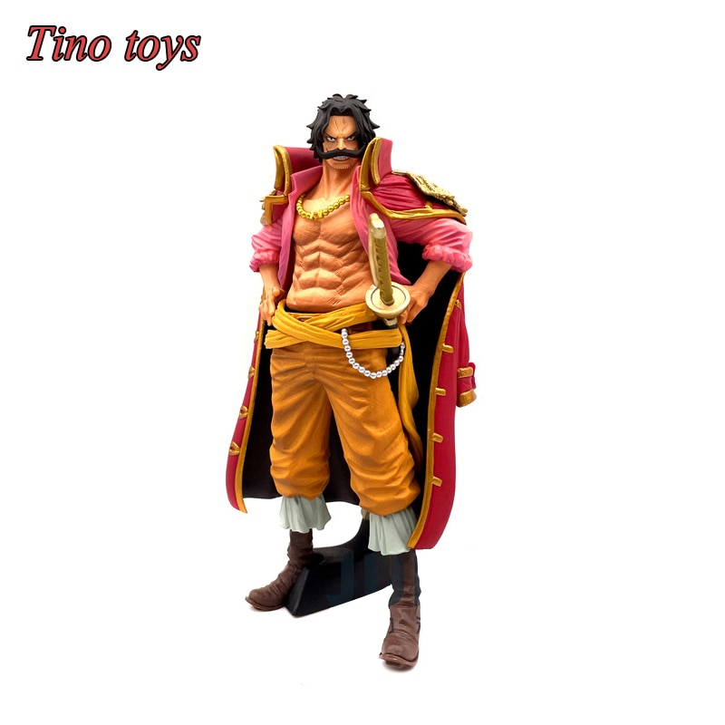 Gol D Roger Statue Toy for Kids Anime PVC Figure Model Collectibles model toys