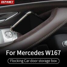 Tür lagerung box für Mercedes gle w167 gls w167 x167 gle carbon gle 2020 gle 350/amg 450 500e amg ixterior zubehör