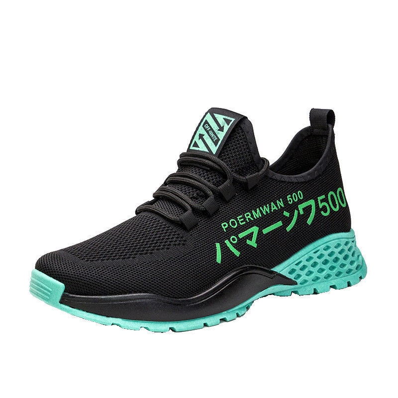 2021 New Arrival Men'S Shoes Lightweight Breathable Men'S Casual Sports Shoes Couple Fashion Running