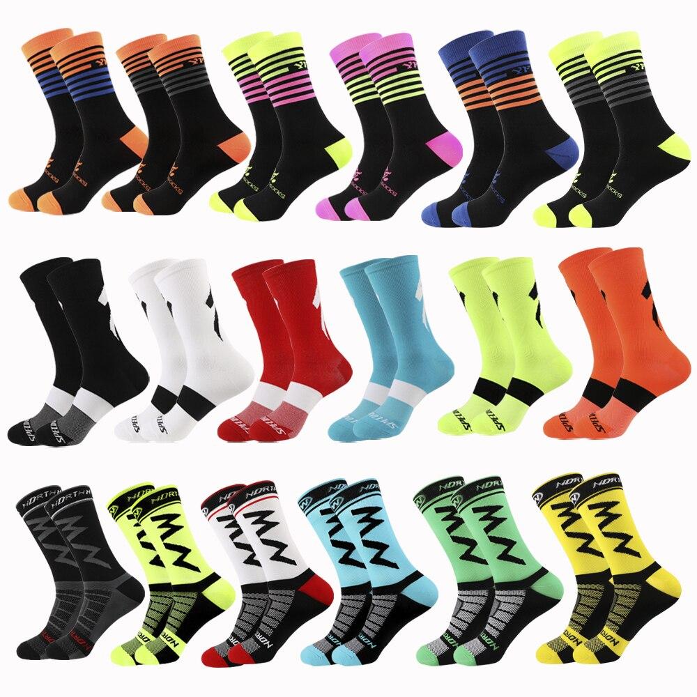 Компрессионные носки, мужские гольфы, носки, баскетбольные носки, женские носки, велосипедные носки, носки для бега, спортивные носки