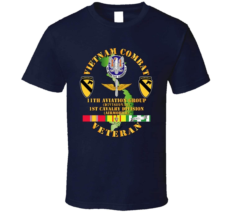 2x grande-Camiseta de la Armada de Vietnam combate de caballeros veterano w...
