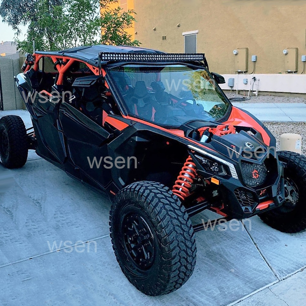 For 2017-2020 Can Am Maverick X3 Max X RS DS MR Turbo 52