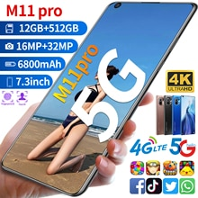 Global Version Xiao M11 pro 5G 6800mAh 7.3