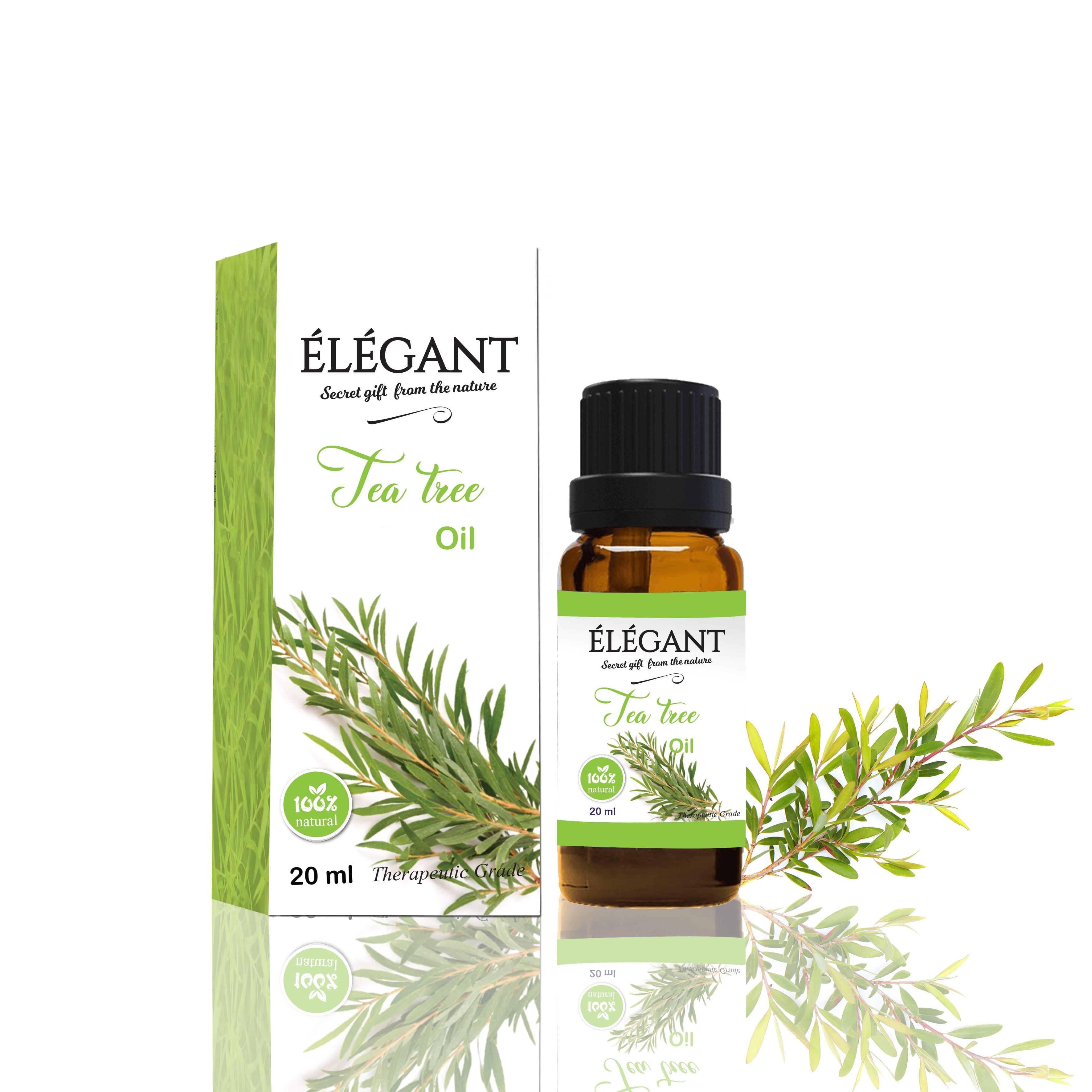 Aceite del árbol del té (Melaleuca Alternifolia)