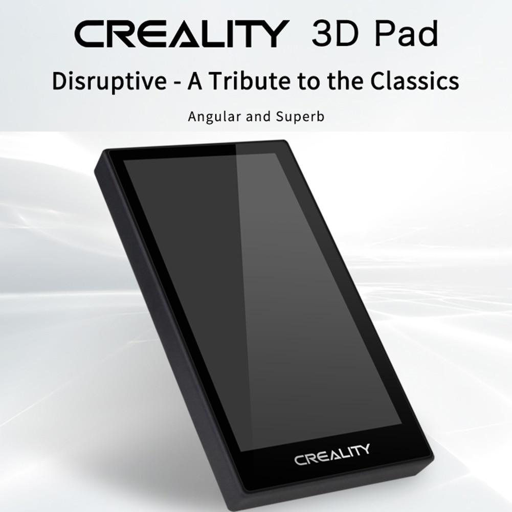 كريم ثلاثية الأبعاد لوحة ترقية 5 بوصة HD شاشة عرض قسط التحكم باللمس 32bit لوحة ثلاثية الأبعاد لجميع الطابعات FDM ثلاثية الأبعاد مع البرامج الثابتة...