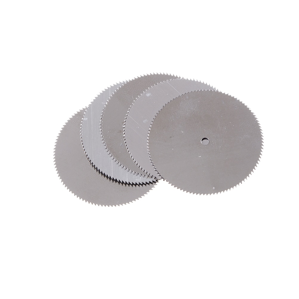 5 шт./лот 32 мм нержавеющая сталь ломтик металла режущий диск для вращающихся инструментов