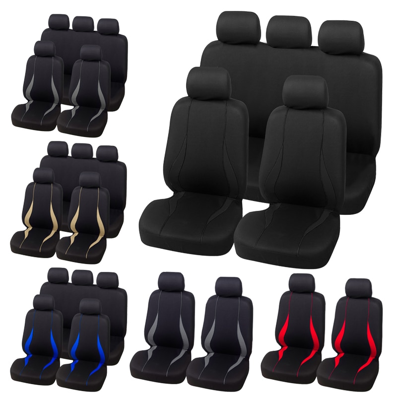 Car Seat Cover Airbag Compatible For Chevrolet Onix For Hyundai HB20 Universal Interior Accessories