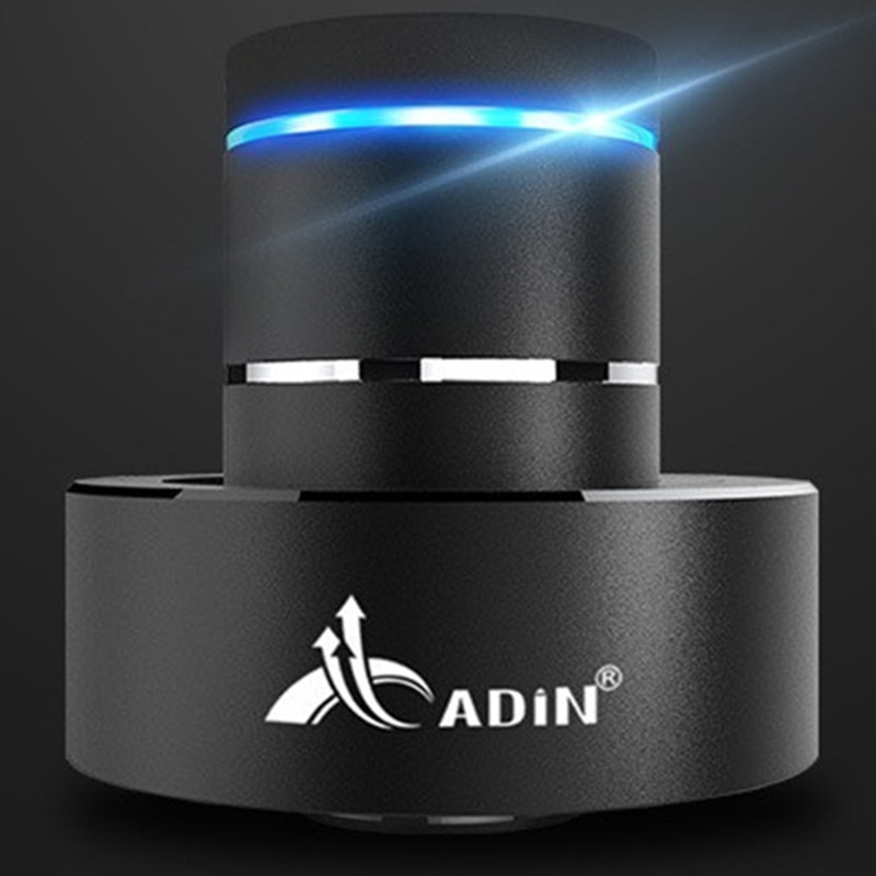 Adin 26W Vibration Speaker Bluetooth B Portable Speakers Wireless Resonance Press Stereo Subwoofe NFC Handsfree with Mic enlarge