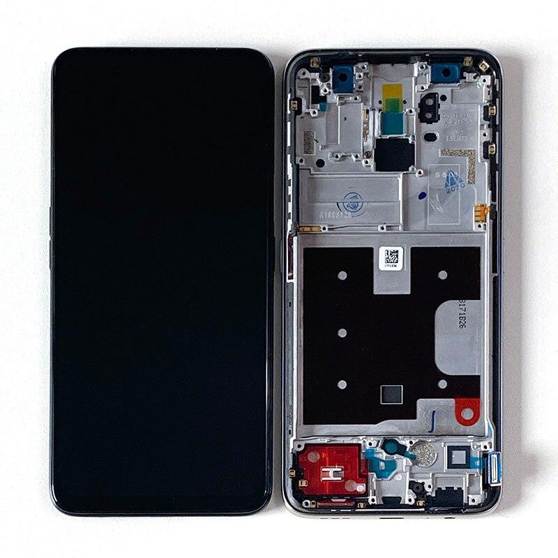 شاشة Amoled M & Sen أصلية 6.53 بوصة لـ Oppo Reno2 Z Reno 2Z, شاشة LCD تعمل باللمس + محول رقمي للوحة اللمس لـ Oppo Reno 2 F Reno 2F