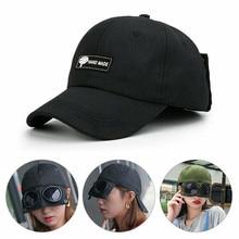 New Summer Glasses Baseball Cap Korean Personality Temperament Unisex Sunglasses Cap For Students Co