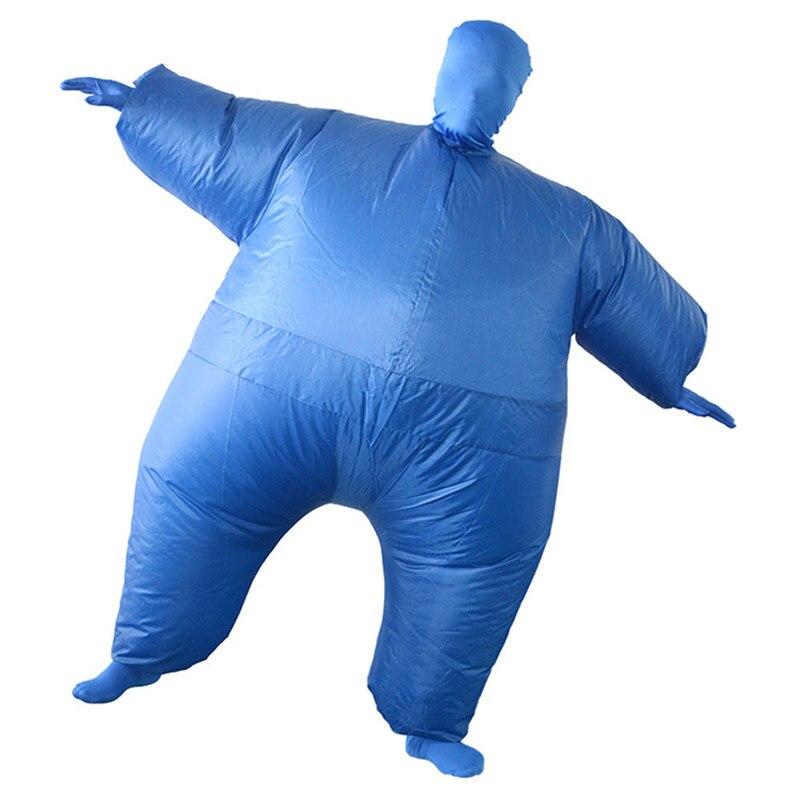 Sumo inflável wrestling terno cosplay trajes inflado vestuário halloween festa de natal roupas ternos de corpo inteiro brinquedo