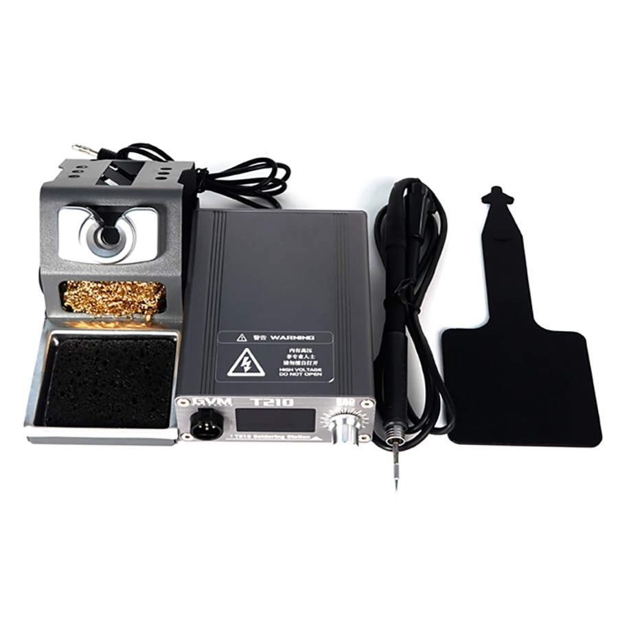 GVM compatible JBC 210 Soldering Station solder rework station Rapid Heat 2S Melting Tin Professional Mobile Phone Repair