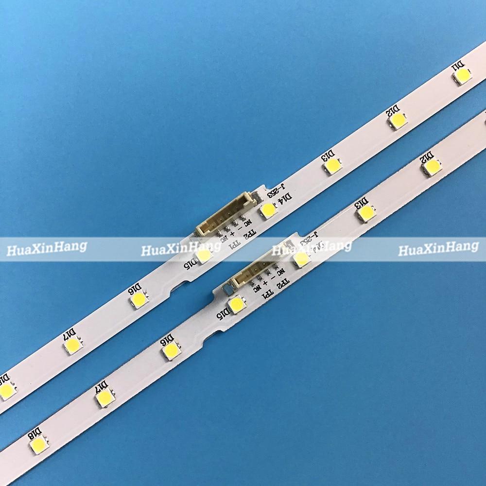 30 قطعة LED قطاع بار 28 مصباح لسامسونج 43