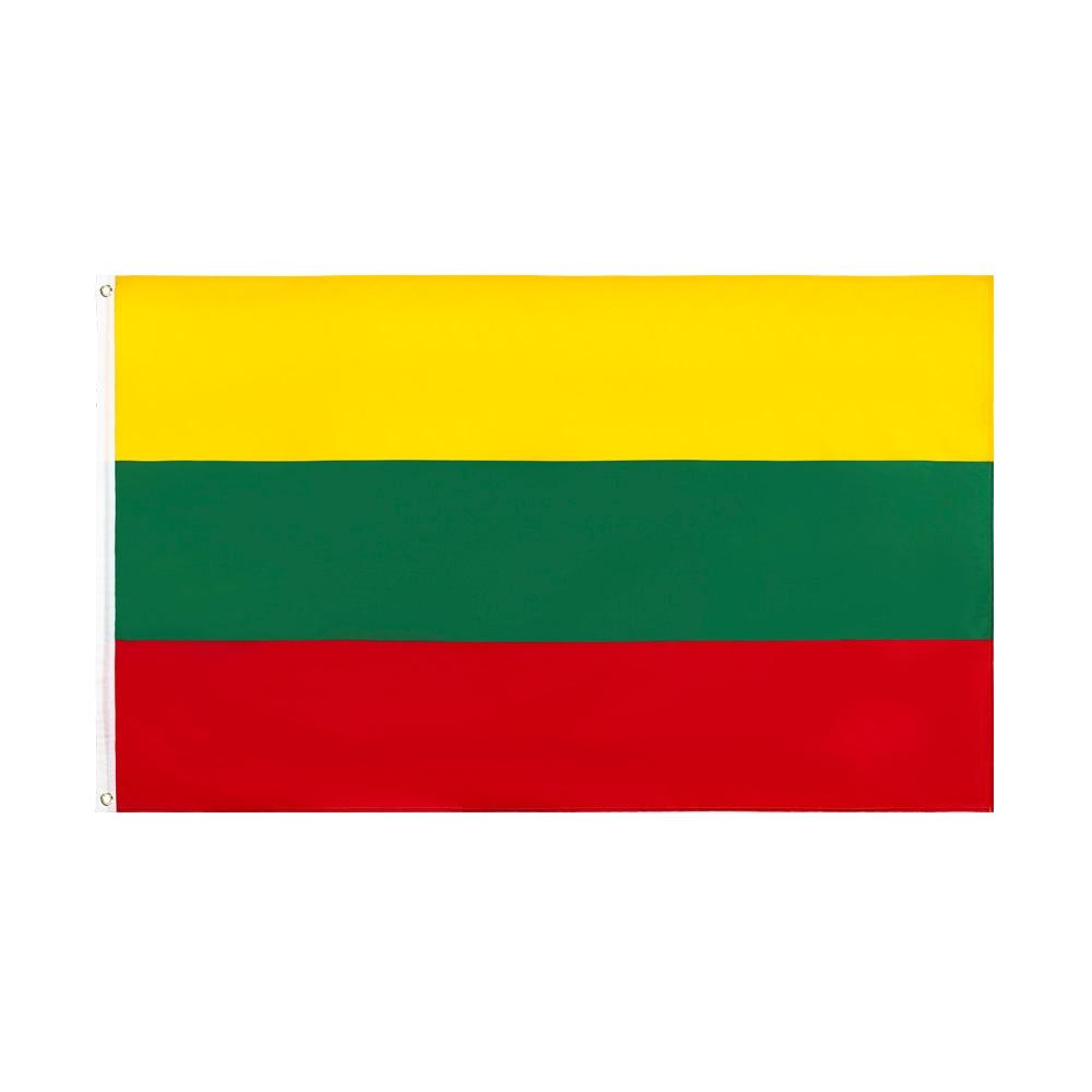 johnin  90x150cm ltu lt Lietuvos Respublika Republic of Lithuania flag
