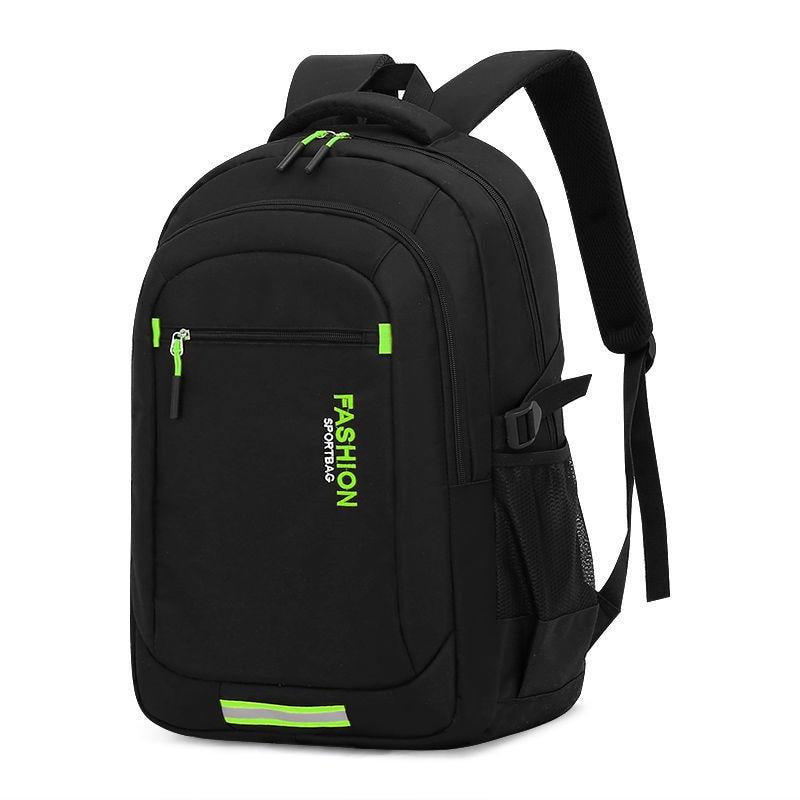 Повседневный рюкзак для мужчин, модная уличная дорожная сумка для компьютеров и компьютеров, дизайнерский вместительный ранец высокого ка...