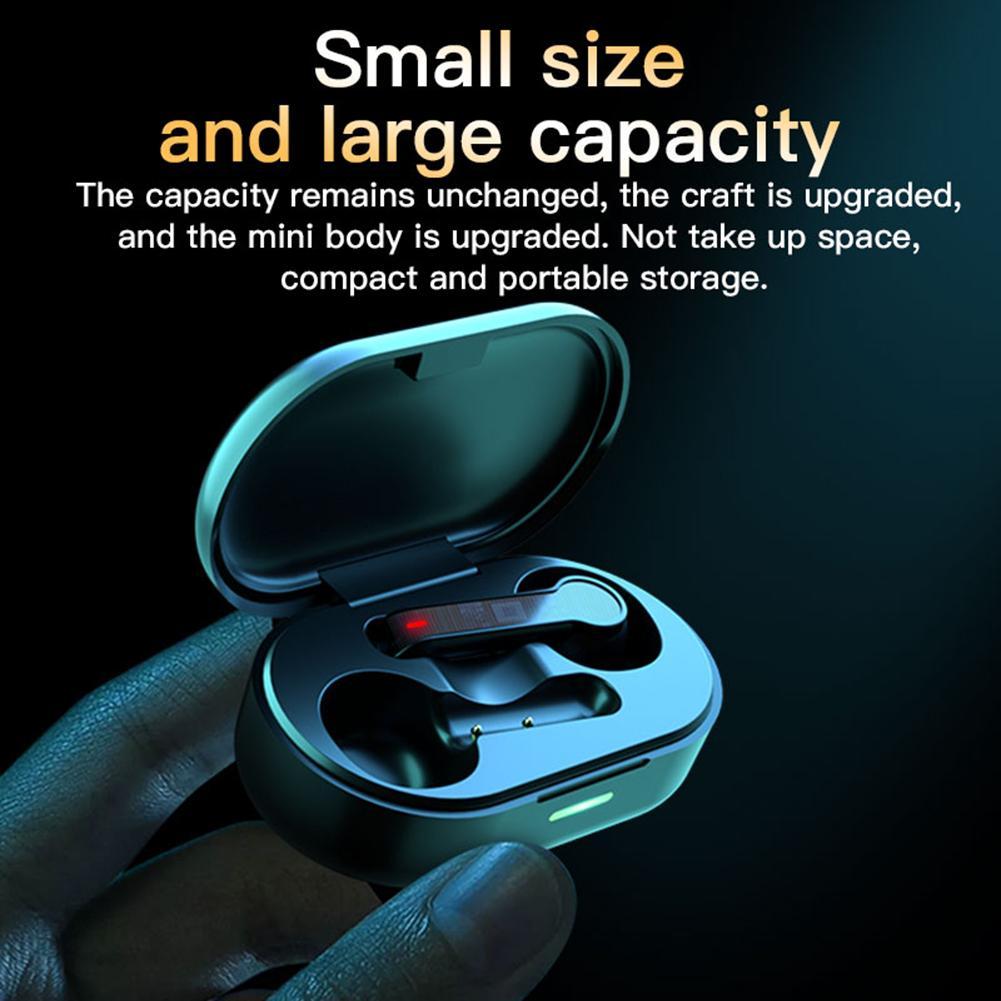 2020 New L32 TWS 5.0 Wireless Bluetooth True Wireless Earbuds Touch Operation Earphones enlarge