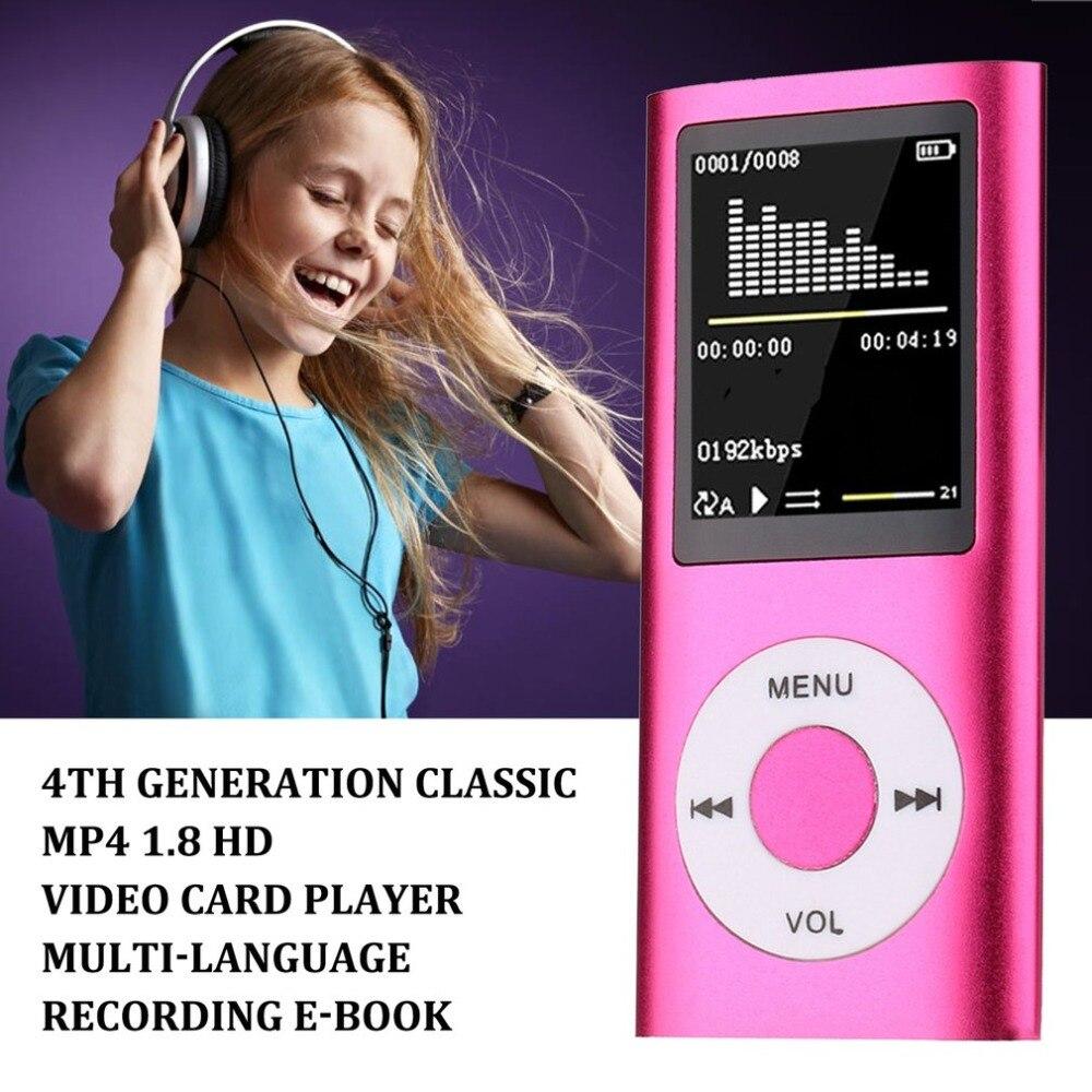 2021 MP4 Player Digital Led Video 1.8