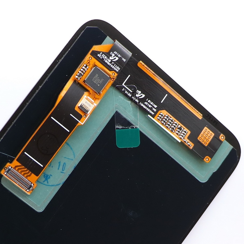 ORIGINAL 6.0'' AMOLED LCD For SAMSUNG Galaxy J8 2018 Lcd Display Touch Screen For Galaxy J810 J810F SM-J810F Display Replacement enlarge