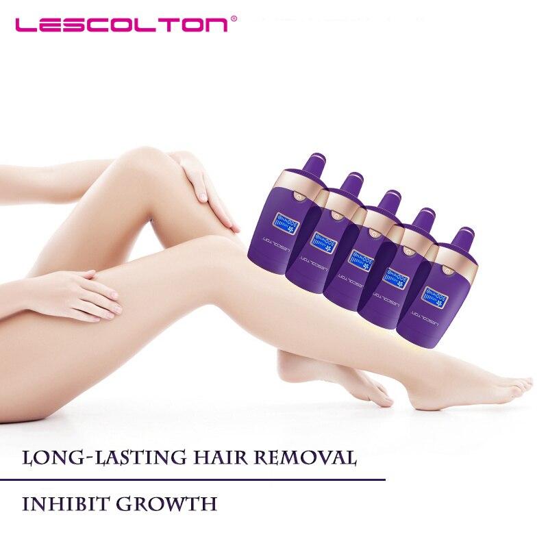 Lescolton T009X IPL Permanent Laser Hair Removal Machine 2IN1 1000000 Flashes Photoepilator Whole Body Women Electric Epilator enlarge
