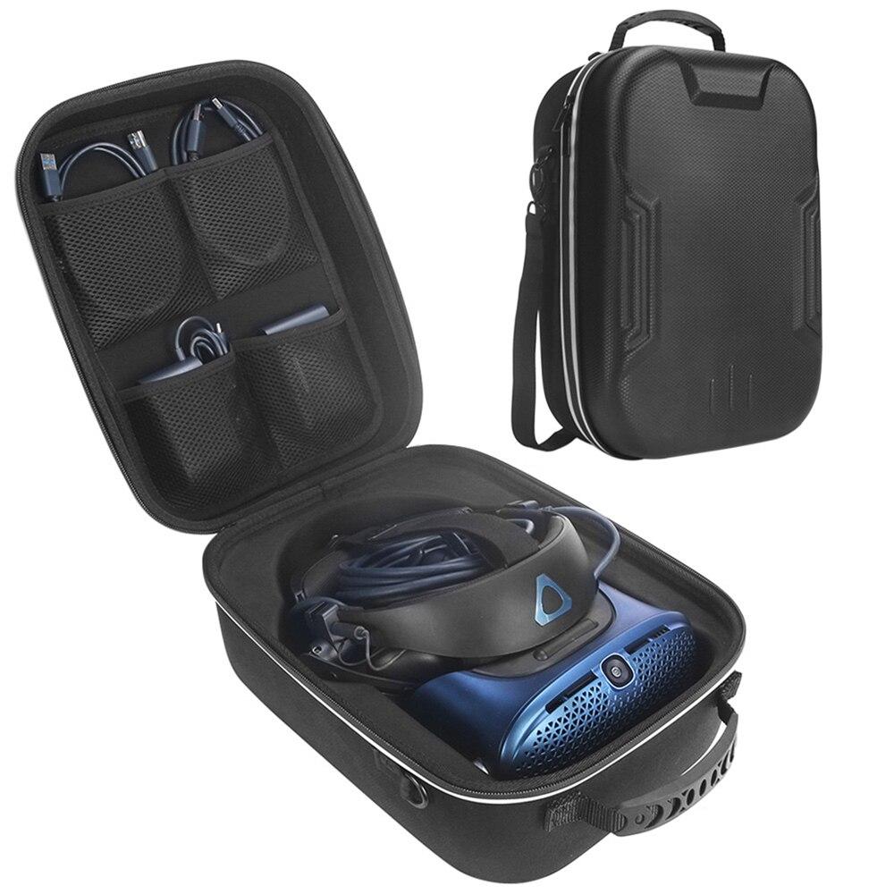حقيبة محمولة مقاومة للماء لـ HTC Vive Cosmos VR ، ملحقات سماعة الرأس ، حقيبة حمل واقية ، حقيبة تخزين