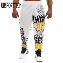 Hip Hop Pants Men Streetwear Joggers Boys Pantalones Cargo Pants Men Trousers Casual Elastic Waist P