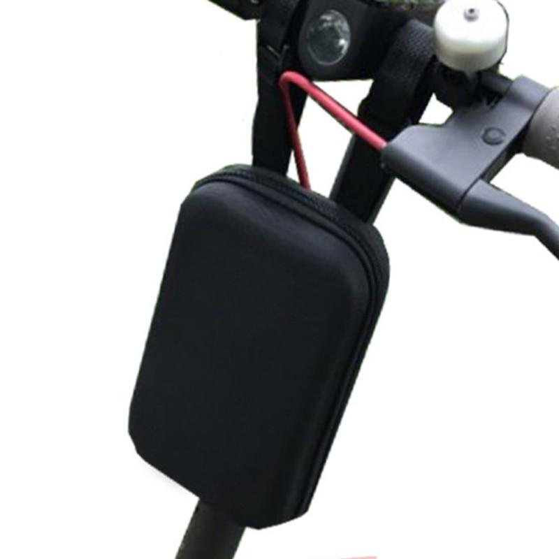 2020 para Xiaomi M365/Pro Skate Scooter bolsa marco frontal manillar almacenamiento bolsa para patinete Xiaomi accesorios Tackles Carrier
