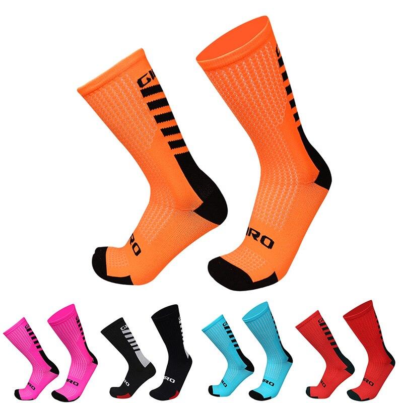 AliExpress - New Pro Compression Mtb Bike Cycling Socks Compression Racing Sport Socks Outdoor Running Socks Calcetines Ciclismo
