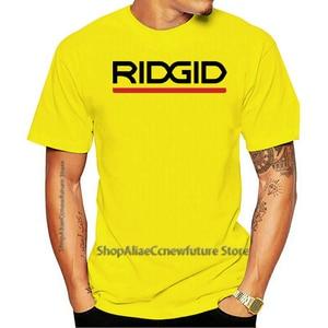 2021 Leisure Fashion 100% Cotton O-neck T-shirt Ridgid t-motorista De Impacto elétrico Industrial Muitas Cores Presente De nós