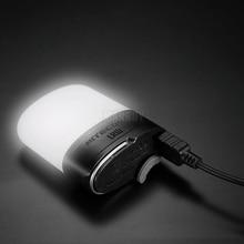 Lo mejor en ventas, NITECORE LR10 9x LED de 250 lúmenes, luces para fotografía CRI recargables vía USB, linterna multiusos Ultra compacta para campamento al aire libre