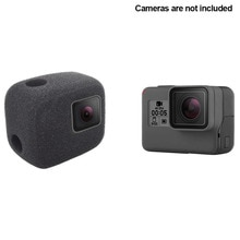 Wind Sports Sponge Cover Camera Eco-friendly Slayer Dust Resistant High Density Outdoor Windscreen F