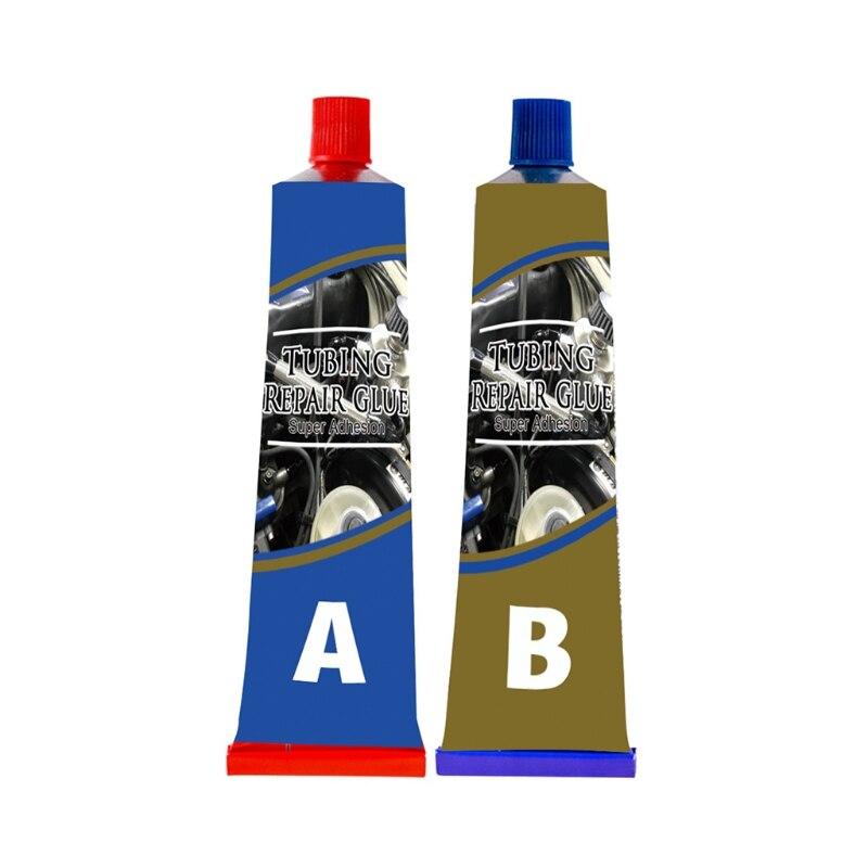 Быстросохнущий металлический пластиковый ремонтный агент A & B, клейкий гель, герметик для трещин, Промышленный сварочный клей, цементный ремонтный агент