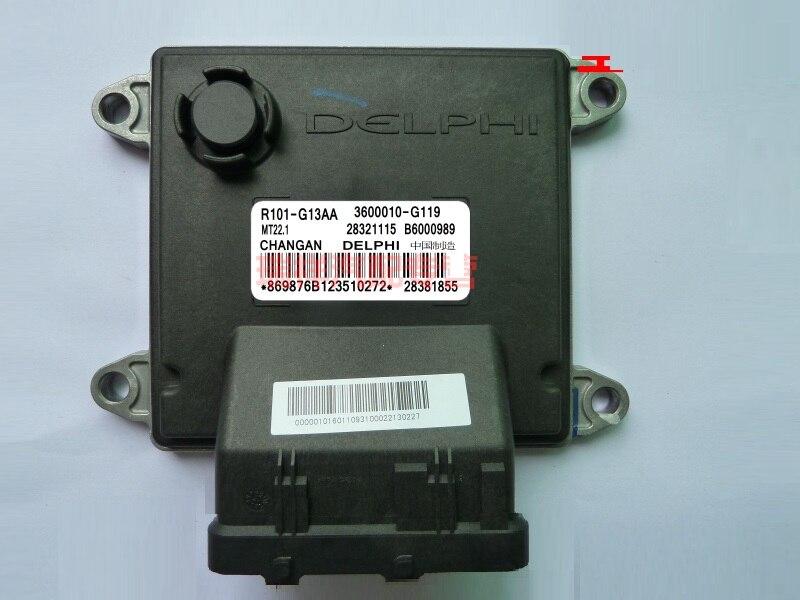3600010-G119 28381855 B6000989  Original Genuine Car Computer Engine Control Unit ECU ECM For Chana
