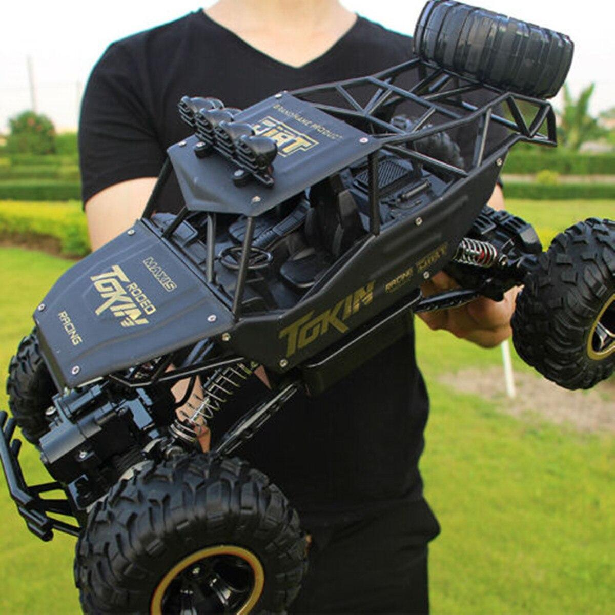 1:12 37cm / 1:16 28cm 4WD RC Car 2.4G Radio Remote Control Car Toys High speed Trucks Off-Road Trucks Toys Gift for Children