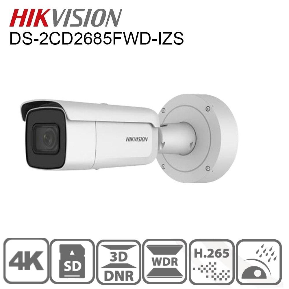 Hikvision DS-2CD2685FWD-IZS 8MP (4K) IR Variabler brenn Kugel Netzwerk Kamera