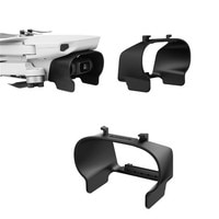 Lightweight Anti-glare Lens Hood for DJI Mavic Mini Drone Gimbal Camera Protective Cover Quick Release Lens Sunshade Protector