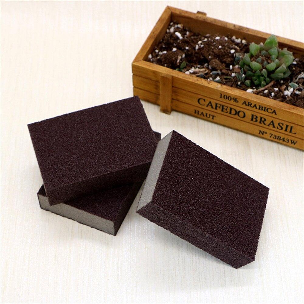 Nano éponge magique pour enlever la rouille   5 pièces, gomme magique pour enlever la rouille, nettoyage éponge de coton embrouille, fournitures éponge de mélamine, détartrage nettoyage Pot de frottage
