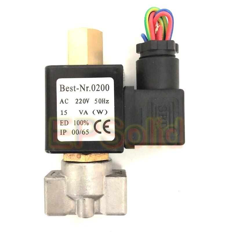 شحن مجاني VX2120-08-SS-NO 1/4