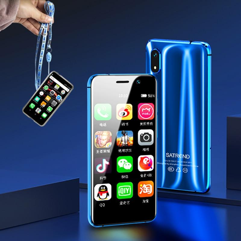 Мини-смартфон на базе Android 2020, сотовый телефон GSM/LTE/WCDMA Google play, 7,1 дюйма, 3,2, Wi-Fi, GPS, Bluetooth, телефоны мобильный телефон