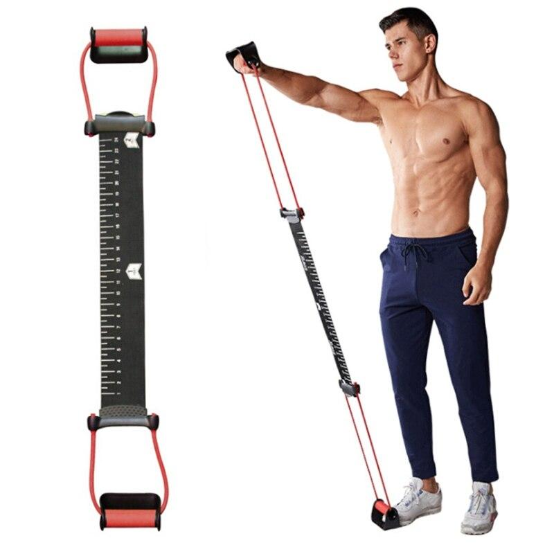 Resistencia entrenamiento de pecho cuerda de expansión con Push Ups está agarre mano elástico de entrenamiento muscular Fitness goma elástica levantar bandas