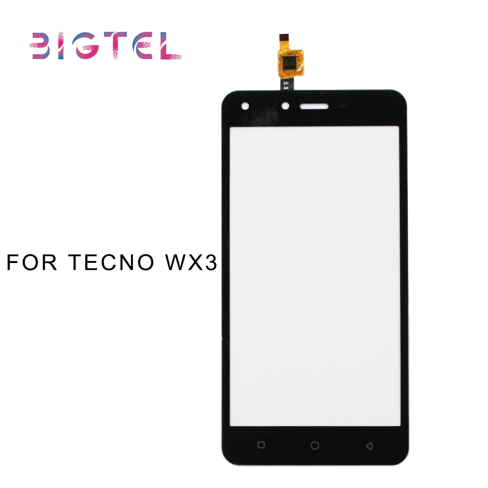 Original Touch Sensor For Tecno WX3 Lite Touch Touch Screen with Digitizer Glass Panel  for Tecno WX3 Lite  LCD недорого