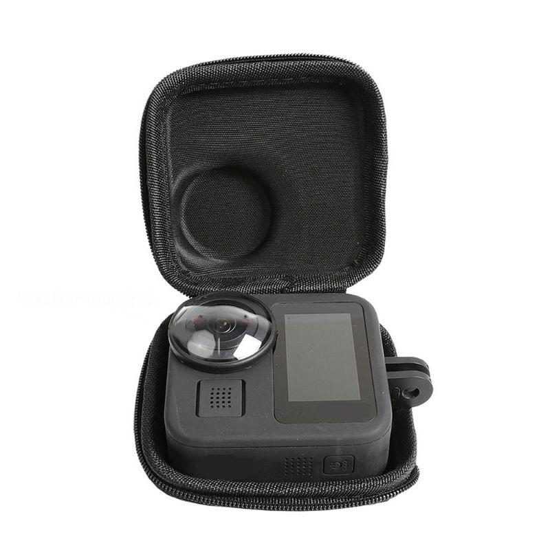 1PC Anti-shake Camera Protection Bag Portable Storage Box Carrying Case for Gopro Max Panoramic Spor