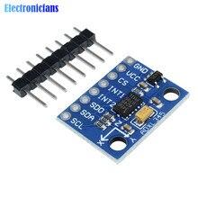 GY-291 ADXL345 Digital Three 3 Triple Axis Sensor Acceleration Of Gravity Tilt Board For Arduino Module IIC SPI Microcontroller