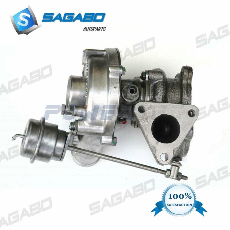 Turbocompresor K03-052 completa turbo 53039880052 para asiento Ibiza III León, Toledo II 1,8 T 132 KW 180 HP 06A145704T 06A145713F