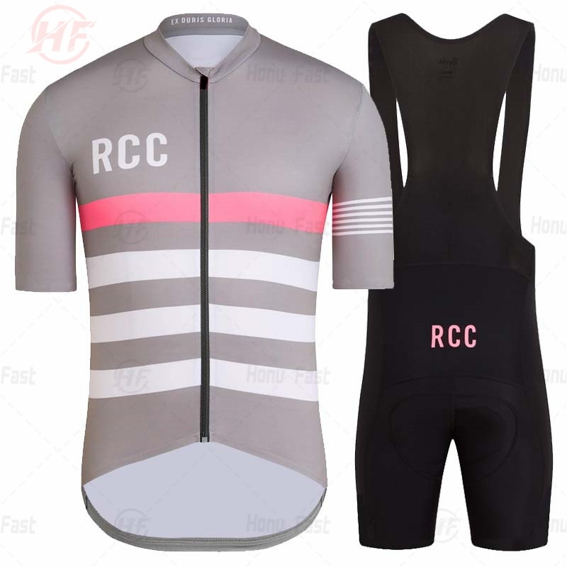 Rcc Raphaful Zomer Mannen Go Pro Wielertrui Set Roupas Ropa Ciclismo Hombre Mtb Maillot Fietsen Kleding Road Bike triathlon