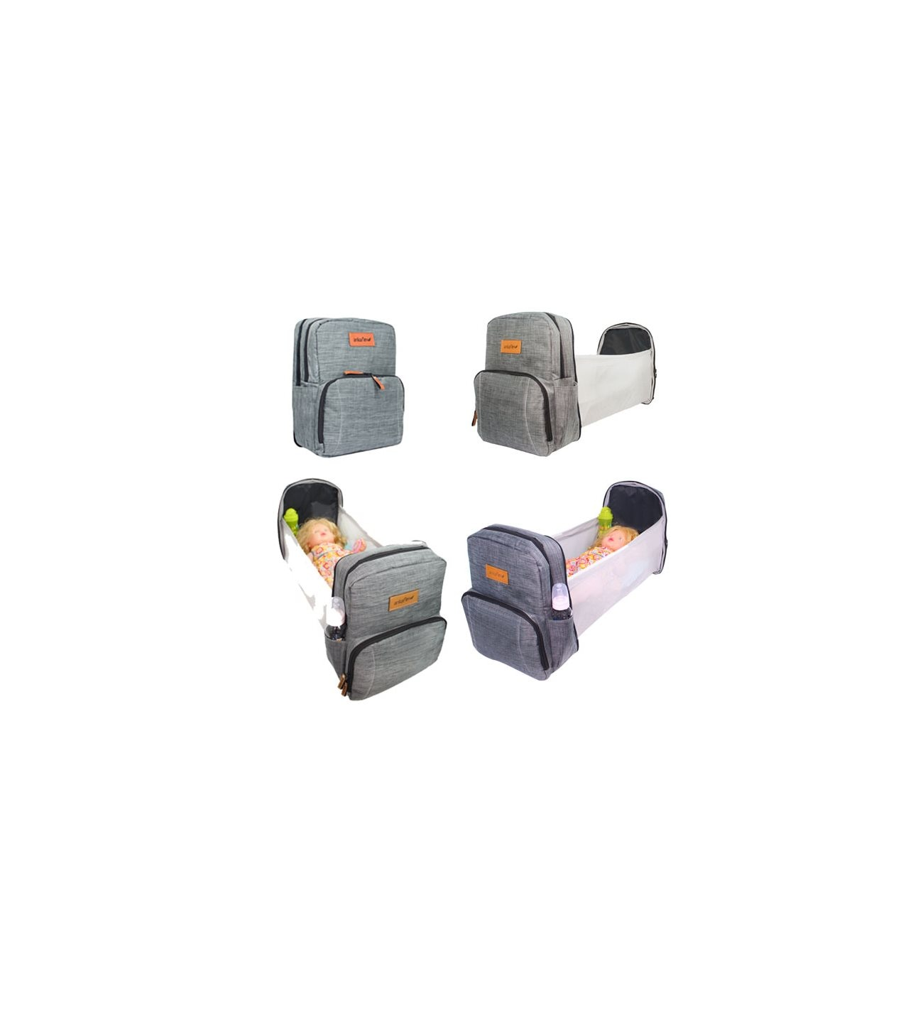 Mother Baby Care and Openable Travel Bag Portable Cradle Quality Design